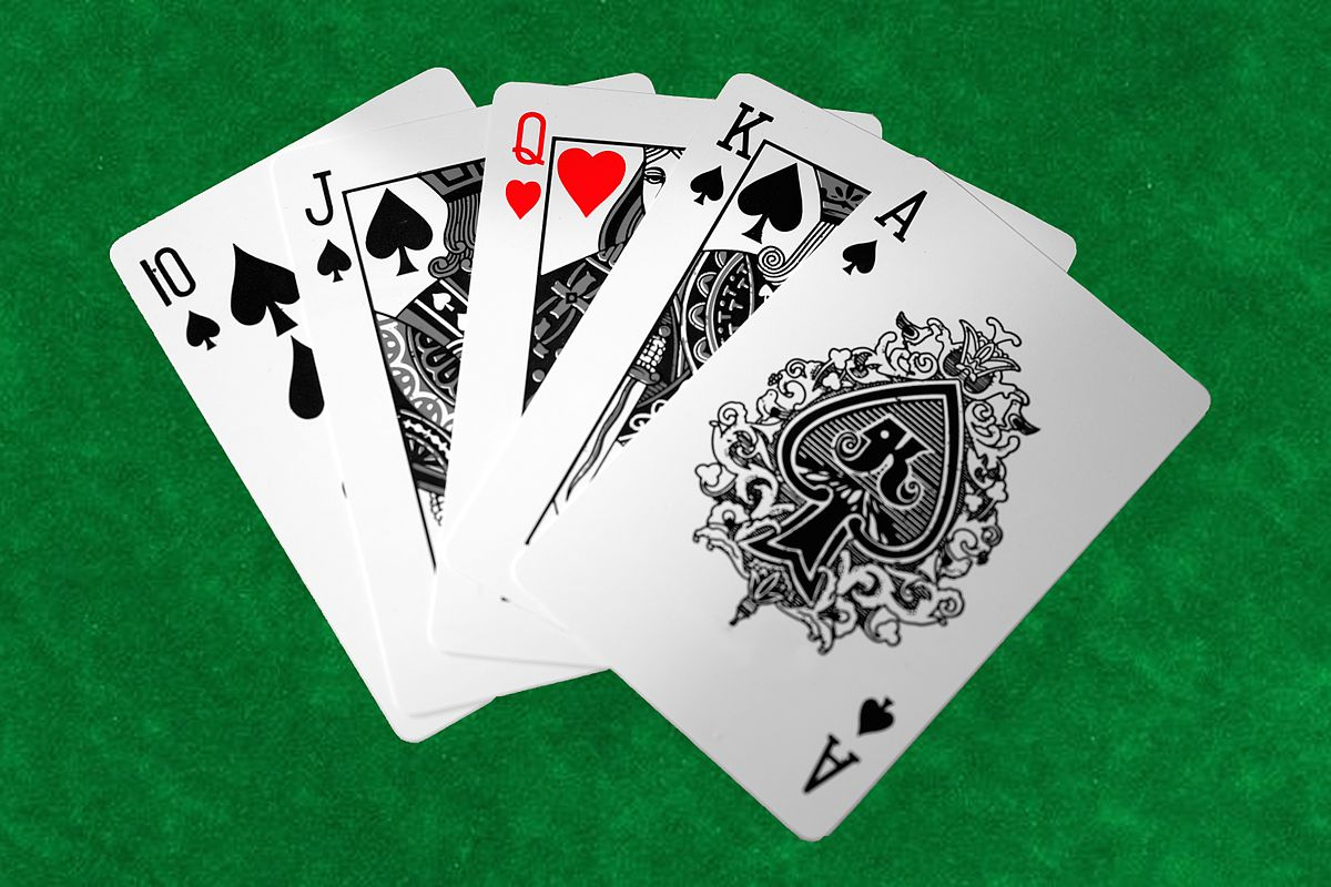 Nut Flush In Poker