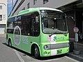 O-bus Tomoi Taxi at Koganei Station 01.jpg