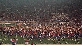 2007 Texas Tech Red Raiders football team - Image: O Uat TTU