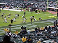 Oakland Coliseum north end zone 4.JPG