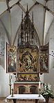 Obermenzing - Schloss Blutenburg - Panorama3 Altar (5 Bilder).jpg