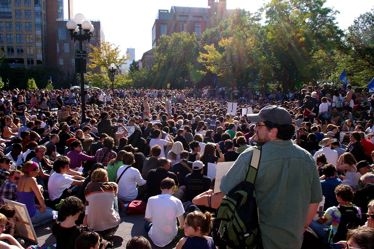 Occupy movement in the United States Wikipedia