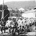 Oct 1914 chasseurs et prisonniers 1107441.JPG