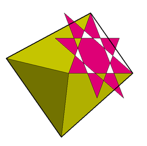 Octagrammic antiprism - Image: Octagrammic antiprism 3 8 vertfig