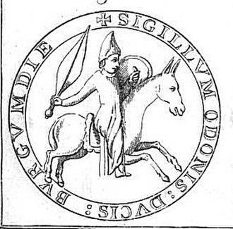 Duke of Burgundy - Image: Odo II
