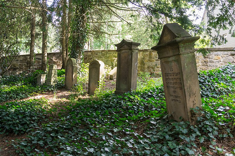 File:Oerlinghausen - 2014-08-03 - Jüdischer Friedhof (4).jpg