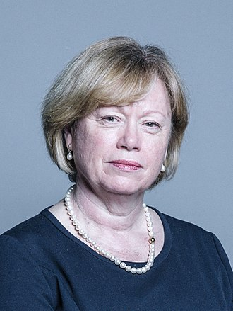 Angela Smith, Baroness Smith of Basildon - Image: Official portrait of Baroness Smith of Basildon crop 2
