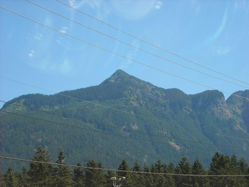 Ogilvie Peak, BC