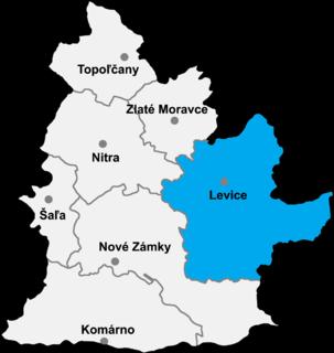 Keť municipality of Slovakia