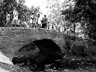 Carranglan, Nueva Ecija - Image: Old Puncan Bridge (Carranglan, Nueva Ecija)