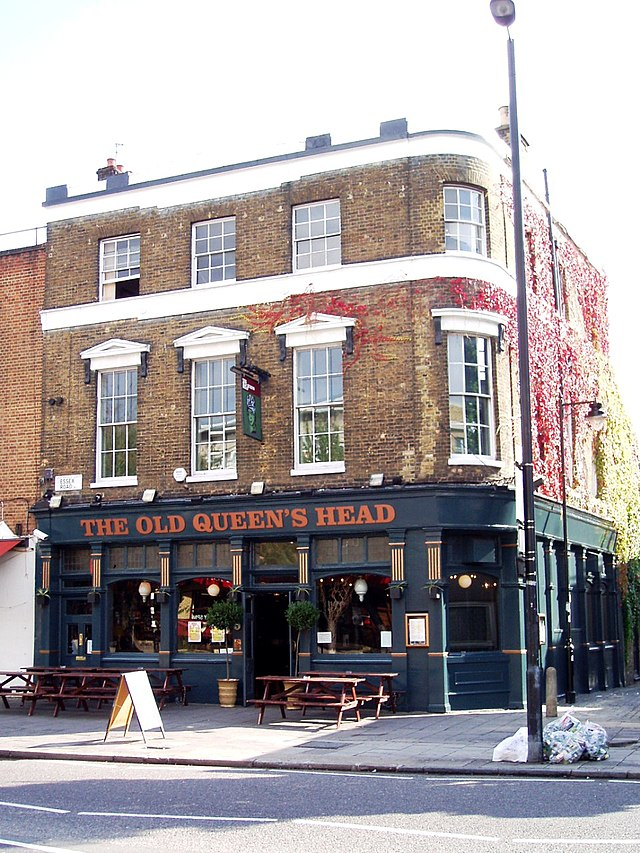 The Old Queens Head_1
