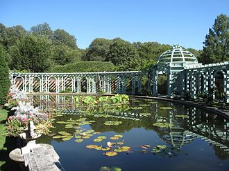 Old Westbury Gardens - Gardens of Old Westbury