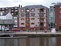 Old converted warehouse, river Exe, Exeter - geograph.org.uk - 1019011.jpg