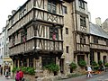 Old norman building Bayeux centre ville - panoramio.jpg
