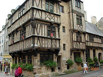 Canton of Bayeux - Medieval house in Bayeux