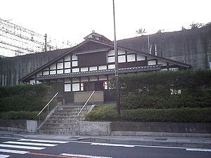 Ōmi-Shiotsu Station - Ōmi-Shiotsu Station, August 2006