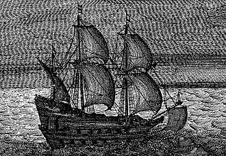Batavia (ship) - Image: Ongeluckige voyagie 02