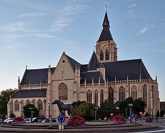 Vilvoorde - Onze-Lieve-Vrouwe-Kerk, Vilvoorde