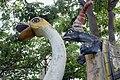 Open-beaked goose and terrapin, Haw Par Villa (14607262898).jpg
