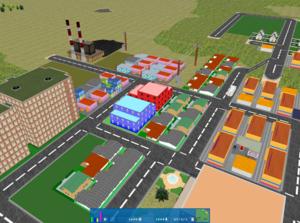 OpenCity - Image: Open City 0.0.5