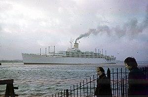 SS Orcades (1947) - Image: Orcades