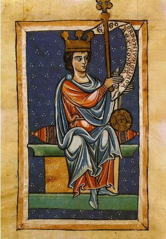 Imperator totius Hispaniae - Image: Ordono III of León