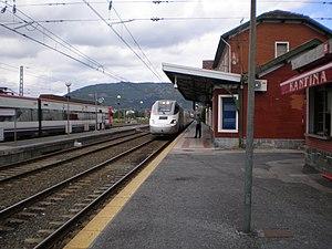 Orduña-Urduña - Station