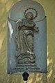 Ortskapelle Ellends - Nischenfigur Maria Immaculata.jpg