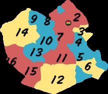Oruro departaments