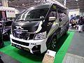 Osaka Auto Messe 2016 (187) - Nissan NV350 CARAVAN (E26) FLEX CUSTOM MOTOYAMA SP.jpg