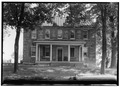 Osborne House, Sandy Ridge Road, Shenandoah Junction, Jefferson County, WV HABS WVA,19-SHENJ.V,2-1.tif