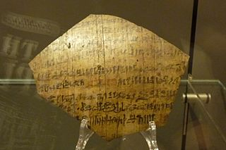 <i>Khonsuemheb and the Ghost</i> Ancient Egyptian ghost story dating back to the Ramesside period