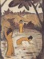 Otto Mueller - Drei badende im Teich - ca1912.jpeg