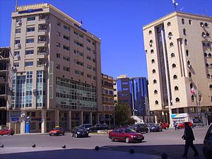 Oujda - Oujda, Bd Mohamed V