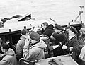 Out With U-boat Killer Number 1; the Second Escort Group's Success. 26 January To 25 February 1944, on Board HMS Starling. With the 2nd Escort Group, Commanded by Captain F J Walker, Cb, Dso and Two Bars, on His Most Rec A21986.jpg