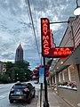 Outside the front of Mary Mac's Tea Room in Atlanta.jpg
