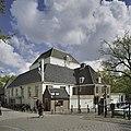 Overzicht op de achterzijde van houten kerk - Amsterdam - 20408272 - RCE.jpg