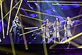 Owe Thörnqvist 20 & Choir 14 @ Melodifestivalen 2017 - Jonatan Svensson Glad.jpg