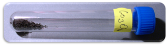 Cobalt(II,III) oxide - Image: Oxid kobaltnato kobaltičitý
