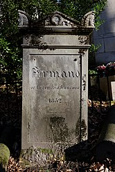 Tomb of Armand