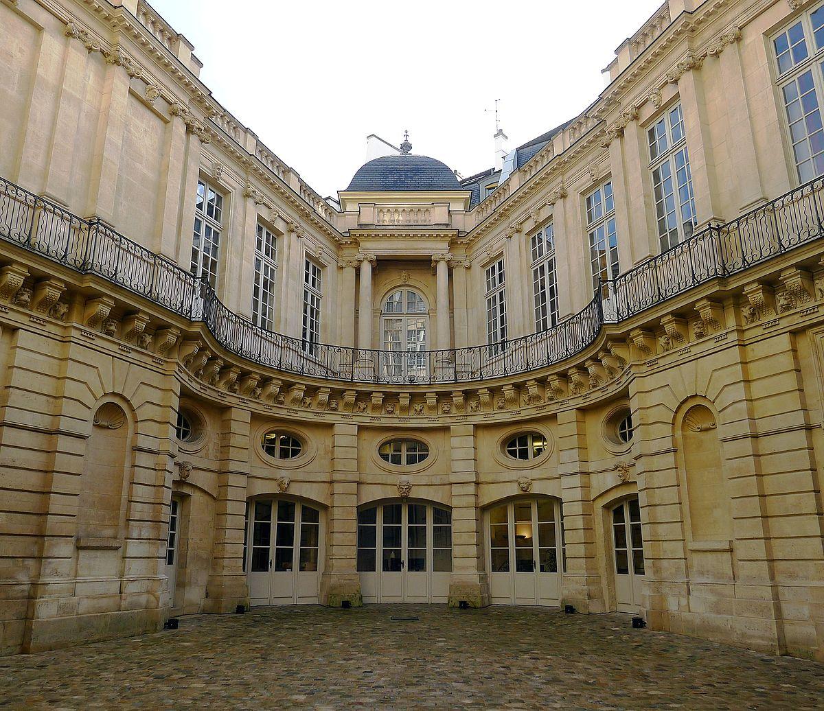 H tel de beauvais wikidata for Hotel de paris