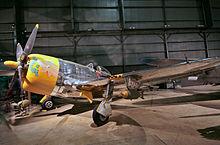 The Republic P-47 Thunderbolt