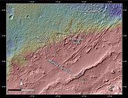 PIA18474-MarsCuriosityRover-GaleCrater-TopographicMap-PahrumpHills-20140911