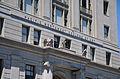 PNCA lettering on 511 Federal Building in 2015.jpg