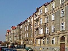 Kamienice przy ulicy Wileńskiej