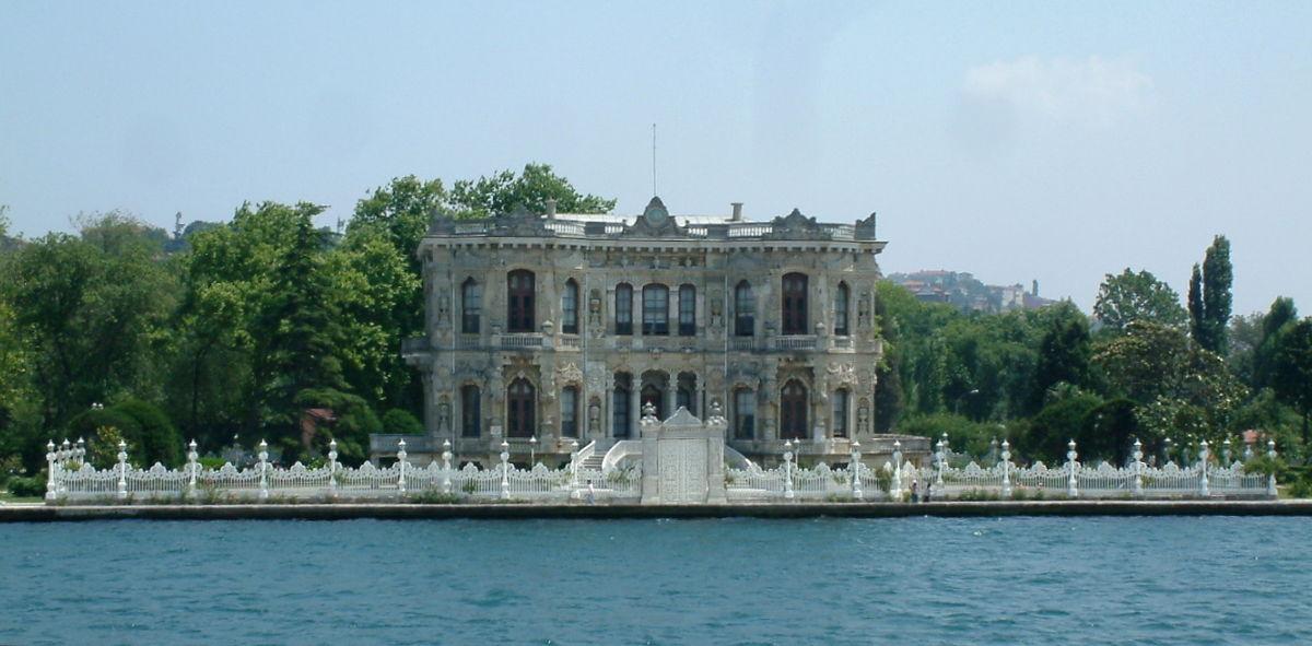 Restaurant Ottoman Palace  Rue Ernest Cristal