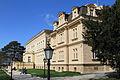 Pałac Nowy w Ostromecku widziany od strony dobudowanego pałacu Myśliwskiego po renowacji.jpg