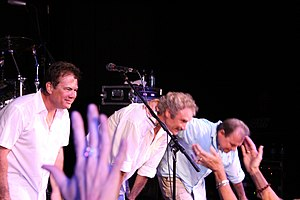Pablo Cruise - Pablo Cruise founding members' bow  Photo: Floyd J. Jasinski, MYi2U