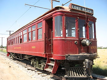 English: Pacific Electric 1001 Category:Pacifi...