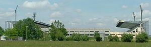 Stadio Euganeo - Image: Padova Stadio Euganeo